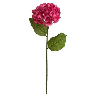 Hydrangea Spray - Fuscia Pink - Box Lot Deal of 7 stems