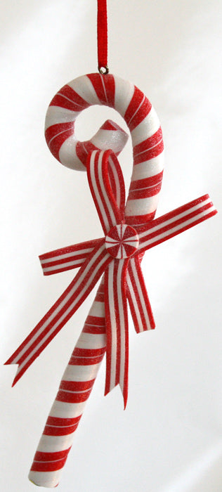 Candycane - hanging decoration
