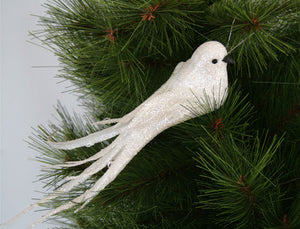 Dove - White - Christmas Tree Decoration