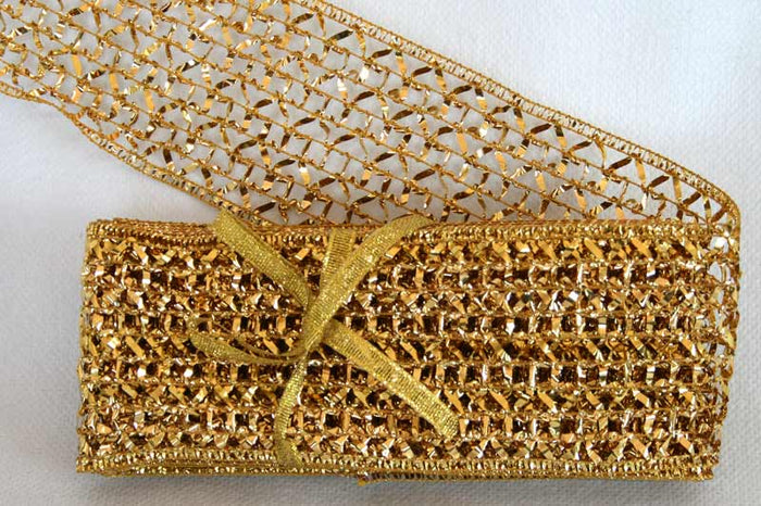 Ribbon - Gold Extra Long 2.7m *** BUY ONE GET ONE FREE!! ***