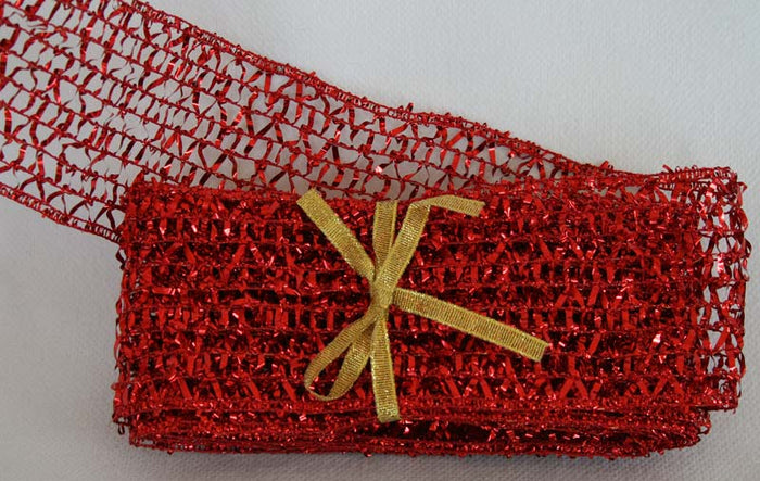 Ribbon - Red - Extra long 2.7m *** BUY ONE GET ONE FREE ***