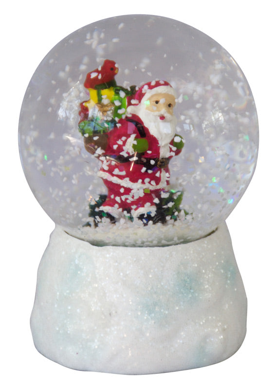 Water Globe - Mini - Father Christmas 6.25cm