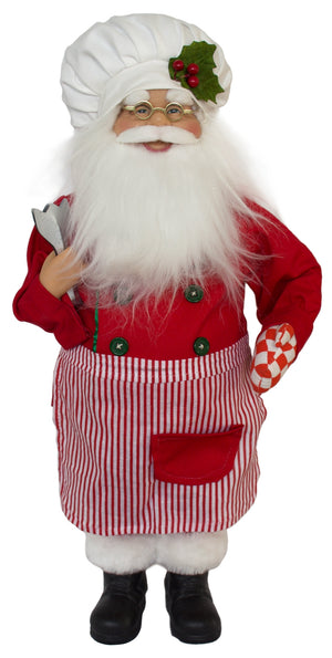 Santa - 'My Kitchen Rules!'