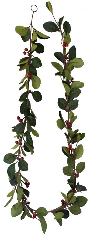 Garland - Holly with Berries - 6ft / 183mtrs *** SPECIAL ***