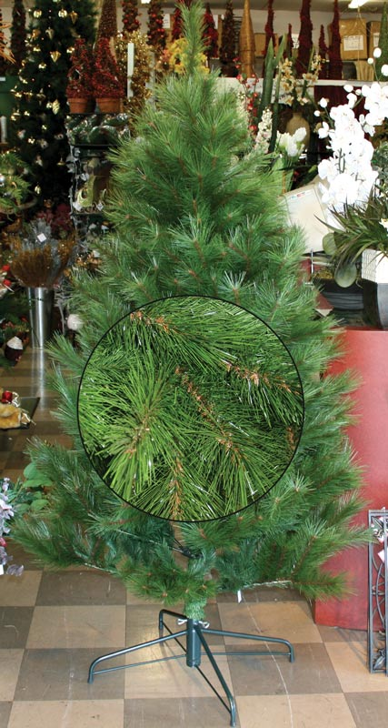 Artificial Christmas Tree - NZ Pine, 6ft