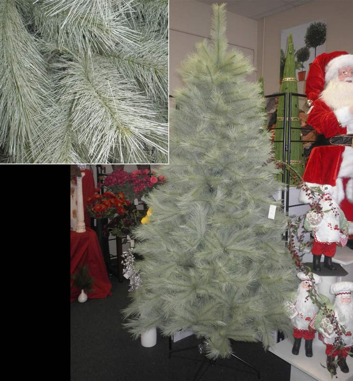 Artificial Christmas Tree - NZ Pine - 7.6ft WHITE