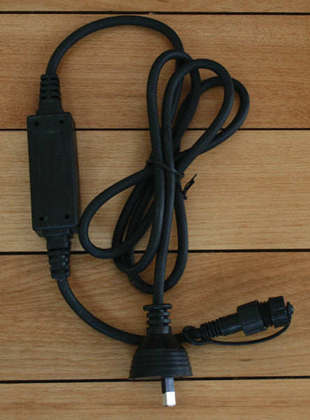 Fairy Lights Power Cord - Black *** SPECIAL ***