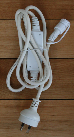Fairy Lights Power Cord - White *** SPECIAL ***