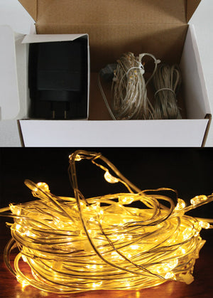 Micro Seed Lights - LED Warm White