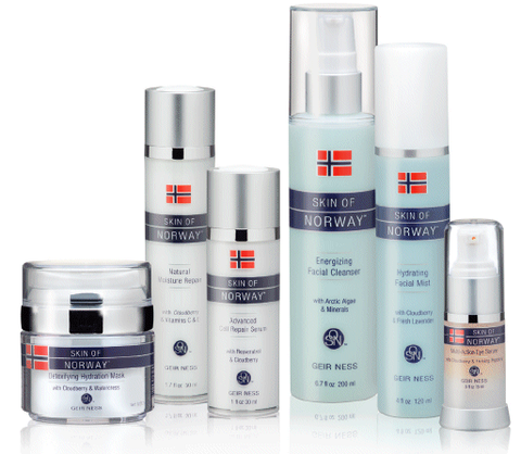 Skin of Norway Collection