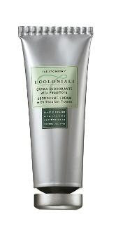 Deodorant Cream with Passion Flower from I Coloniali | Beauty Cafe