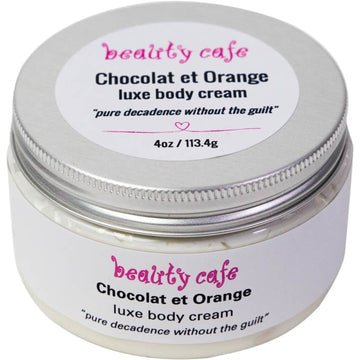 Chocolate et Orange Luxe Cream