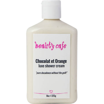 Chocolate et Orange Luxe Shower Cream