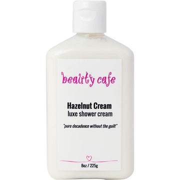 Hazelnut Cream Luxe Shower Cream