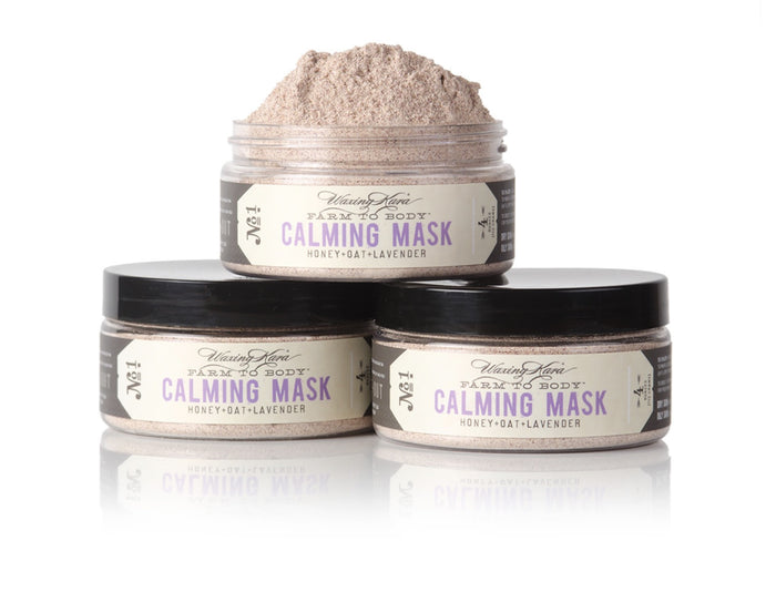 Waxing Kara Calming Face and Body Mask