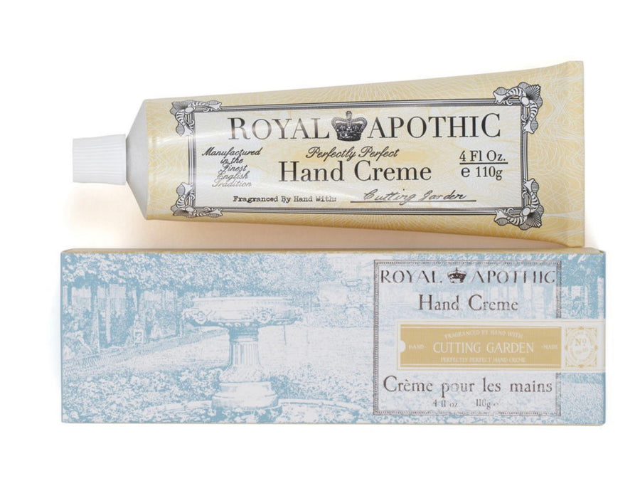 Royal Apothic Cutting Garden Hand Cream