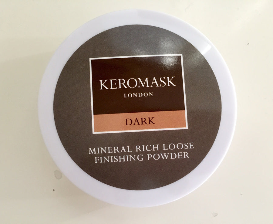 Keromask Powder Dark from Keromask Camouflage Cream | Beauty Cafe - 2