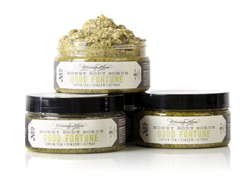 Waxing Kara Green Tea Scrub Good Fortune