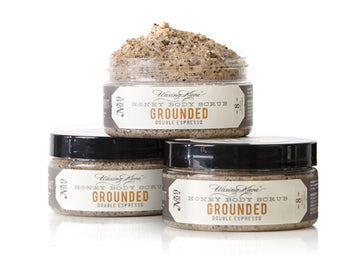 Waxing Kara Coffee Body Scrub