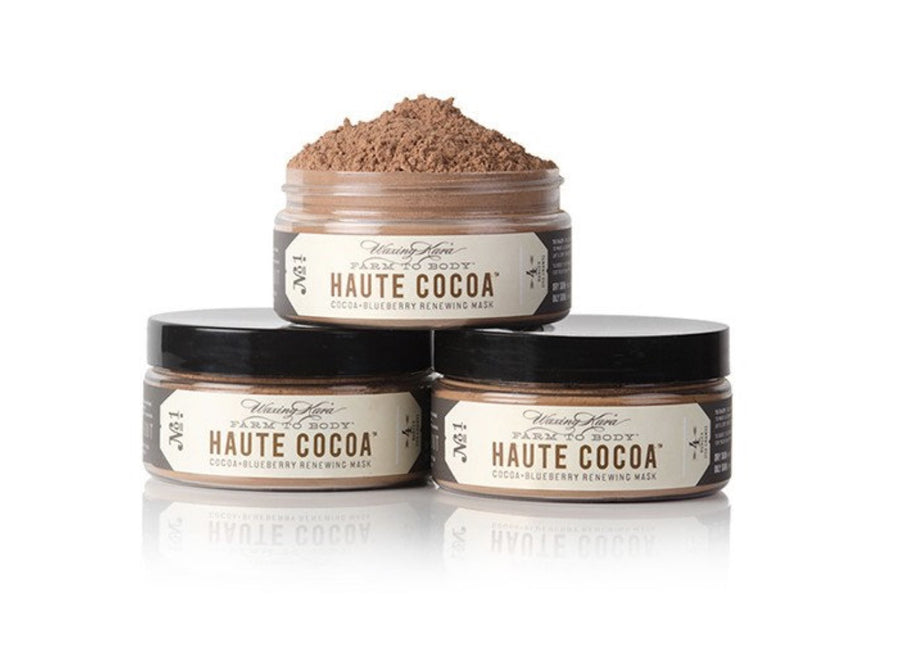 Haute Cocoa Face + Body Mask