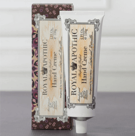 Imperial Vanilla Hand Creme from Royal Apothic | Beauty Cafe