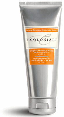 Hand and Nail Care Cream with Myrrh from I Coloniali | Beauty Cafe
