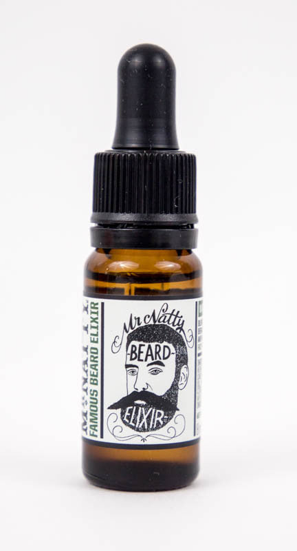 Mr Natty Beard Elixir