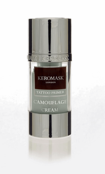 Keromask Tattoo Primer from Keromask Camouflage Cream | Beauty Cafe - 1