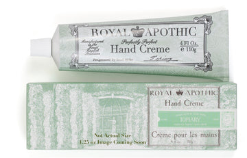 Royal Apothic Topiary Hand Cream
