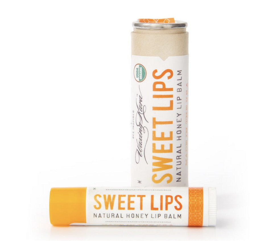 Waxing Kara Sweet Lips Honey Lip Balm