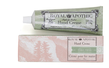 Royal Apothic Terra Firma Hand Cream