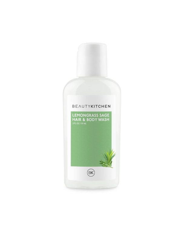 Lemongrass Sage Hair & Body Wash