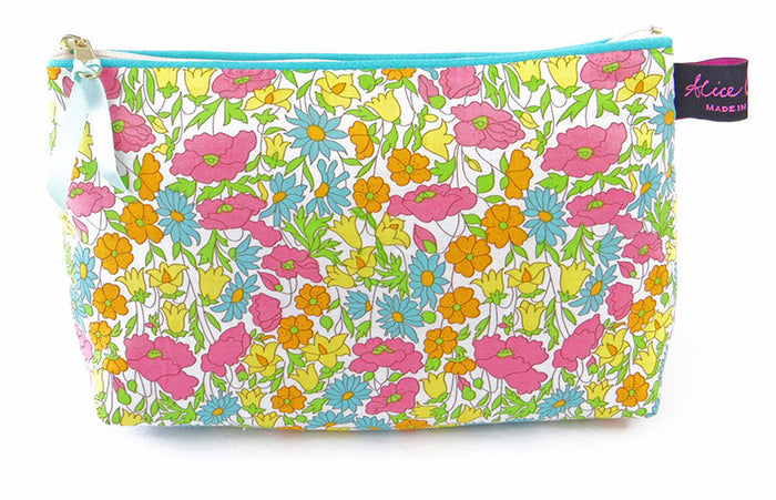 Alice Caroline Poppy Cosmetic Bag