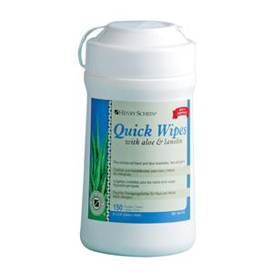 Quick Wipes Antiseptic Pop-Up Container 150/Ea