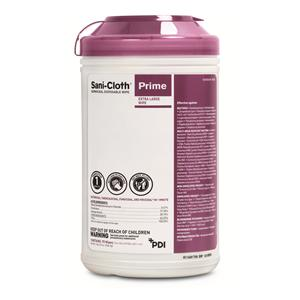 Disinfectant Wipes Sani-Cloth X-Large Prime (LtPurple) 70/Can