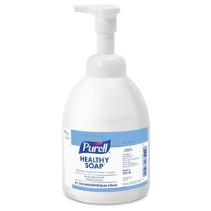 Purell Soap Antimicrobial Foam 535 mL Bottle Ea