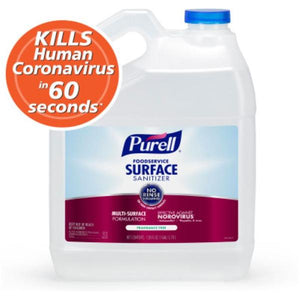 Surface Disinfectant Purell 1 Gallon