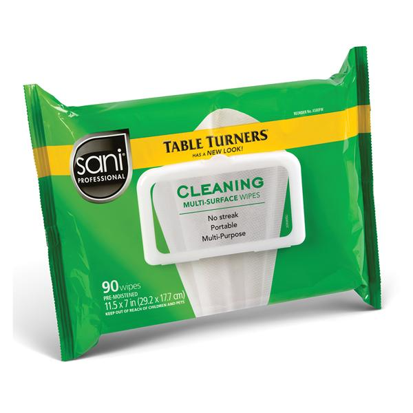 Surface Disinfectant Wipes PDI Standard Pack 90/Pk
