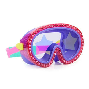 Rock Star Glitter Mask