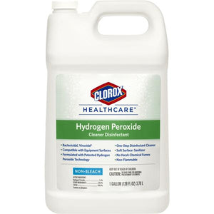 Disinfectant Hydrogen Peroxide Clorox 1 Gallon Bottle