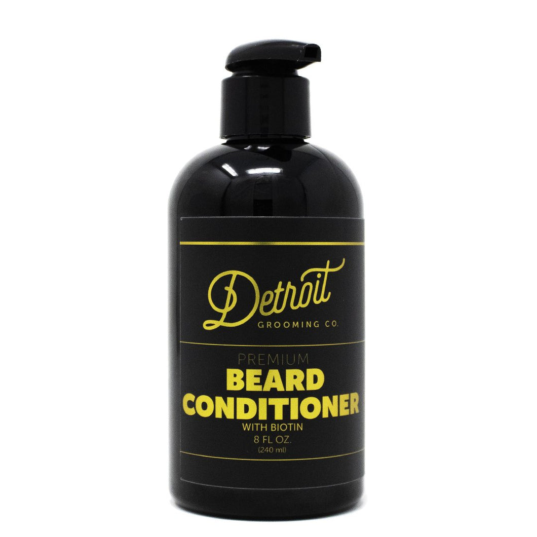 Beard Conditioner Toasted Vanilla & Amber 8 oz.