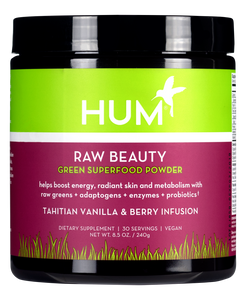 RAW BEAUTY - VANILLA & BERRY™