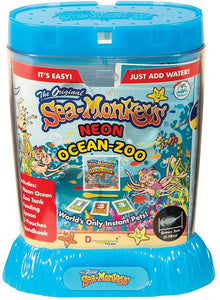 Sea Monkeys Neon Ocean Zoo