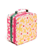 Load image into Gallery viewer, WHAT'S FOR LUNCH? SQUARE LUNCHBAG - DAISIES