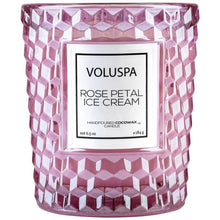 Load image into Gallery viewer, ROSE PETAL ICE CREAM VOLUSPA CANDLE
