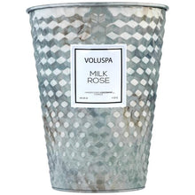 Load image into Gallery viewer, MILK ROSE VOLUSPA CANDLE
