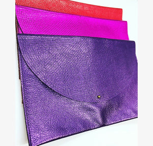 MMD Leather Pouch