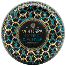 Load image into Gallery viewer, LICHEN & VETIVER VOLUSPA CANDLE