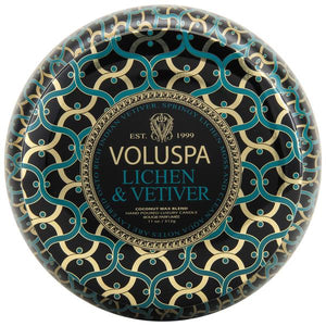 LICHEN & VETIVER VOLUSPA CANDLE