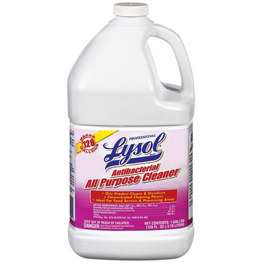 LYSOL ANTIBACTERIAL ALL PURPOSE CLEANER